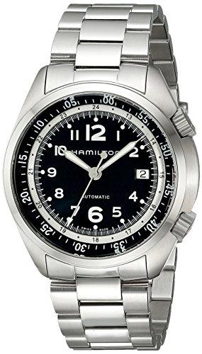 [ハミルトン]HAMILTON 腕時計 Khaki Pilot Pioneer Auto(カーキパイロット パイオニアオート) H76455133 メンズ 【正規輸入品】