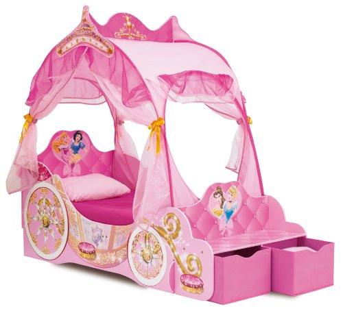disney princess 70edi01 kutschen kinderbett. Black Bedroom Furniture Sets. Home Design Ideas