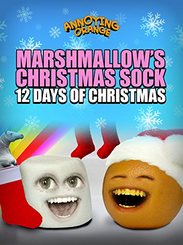 Annoying Orange - Marshmallow's Christmas Sock