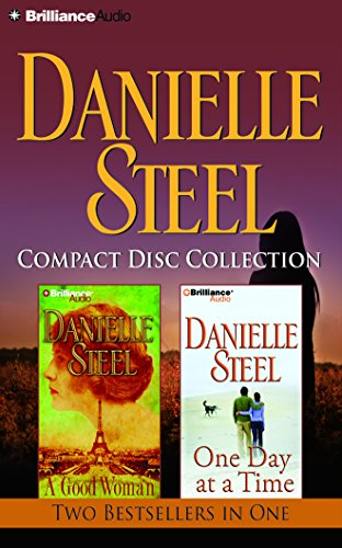 Danielle Steel CD Collection 2: A Good Woman, One Day at a Time (Danielle Steel Books On Cd compare prices)