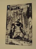 img - for Batman Issue 1 Black and White Cover By Marc Silvestri book / textbook / text book