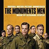 The Monuments Men (Alexandre Desplat)