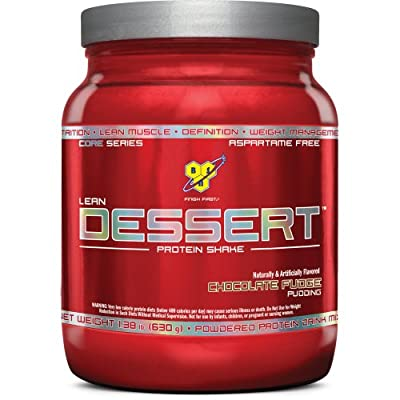 Bsn Lean Dessert Protein Chocolate Fudge Pudding 138 Pound