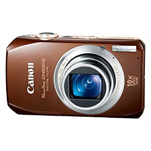 Get a Free Memory Card and Leather Case With Purchasing the Canon SD4500