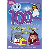 100 Favourite Bedtime Songs And Rhymes [DVD]