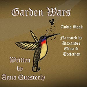 Garden Wars Audiobook