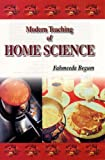 Modern Teaching of Home Science