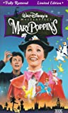 Mary Poppins (Fully Restored Limited Edition) [VHS]