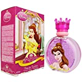 Disney Princess Belle Eau de Toilette Spray, 3.4 Ounce