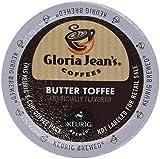 Keurig K-Cup Gloria Jeans Butter Toffee Coffee - 24 K-Cups