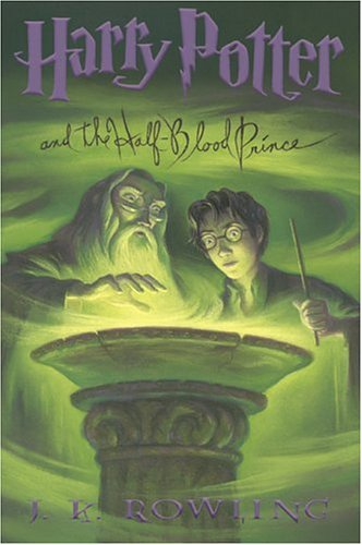 Harry Potter and the Half-Blood Prince, J. K. Rowling; Mary GrandPré