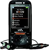 Sony Ericsson W850i Black On Vodafone Pay As You Go