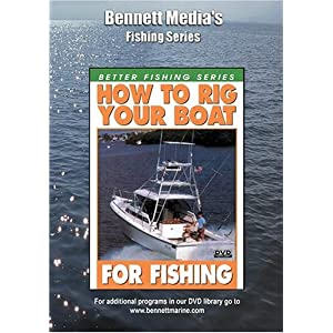 How To Rig Your Boat for Fishing movie