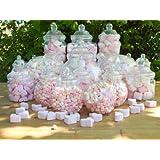 Plastic Jar Party Pack - 19 Assorted Jars