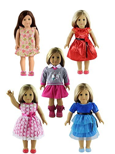 Lots Doll Clothes Dolls American