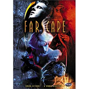 Farscape Season 1, Vol. 8 - Durka Returns/A Human Reaction movie