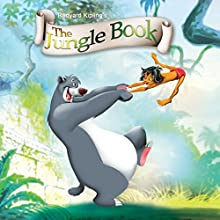 The Jungle Book | Livre audio Auteur(s) : Rudyard Kipling Narrateur(s) : Margaret Maynard, Aarj Jain, Suyash Mohan, Asif Ali Beg, Harish V Nair, Prerna Chawla, Seaon Dcosta, Satyakam Chaudhury