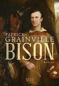 Bison par Grainville