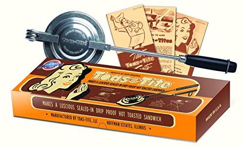 Toas-Tite Aluminum Sandwich Grill (Vintage Iron Stove compare prices)