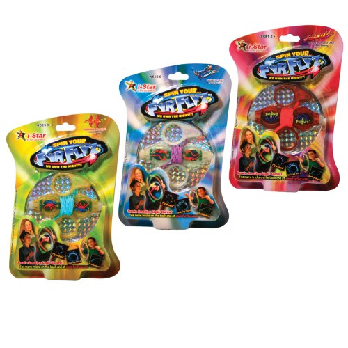 Play Visions Fireflyz Comes in Assorted Colors and Styles - 1