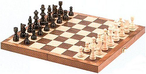 "15"" Standard Wooden Chess Set"