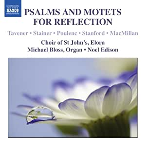 Psalms & Motets for Reflection