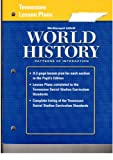 img - for Tennessee Lesson Plans (McDougal Littell World History Patterns of Interaction) book / textbook / text book