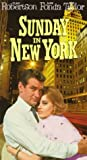 Sunday in New York [VHS] [Import]