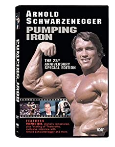 """Cover of """"Pumping Iron (25th Anniversary ..."""