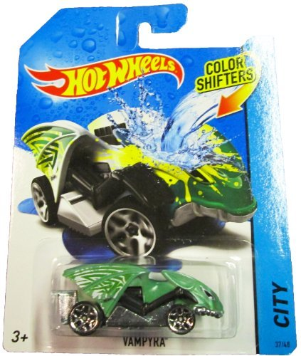 Hot Wheels - 2014 Color Shifters - City 37/48 - Vampyra - 1