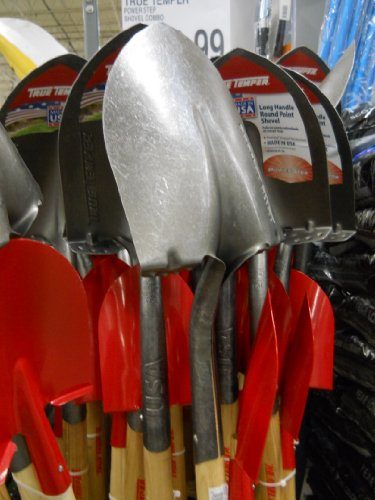 True Temper Power Step Shovel Combo игрушка ecx crawler temper red white ecx00012t1