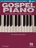 Hal Leonard Keyboard Style Series : Gospel Piano Complete Guide + Cd