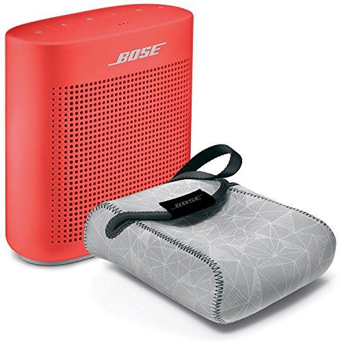 bose-soundlink-color-bluetooth-speaker-ii-coral-red-reversible-case-bundle