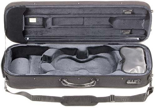 bam-stylus-5001s-4-4-violin-case-with-black-exterior-and-silver-interior