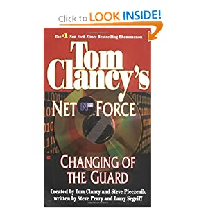 Changing Of The Guard By Tom Clancy