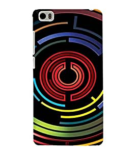 EPICCASE Power Up Mobile Back Case Cover For Xiaomi Mi5 (Designer Case)