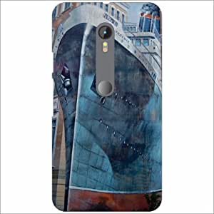 Moto G (3rd Generation) Back Cover for