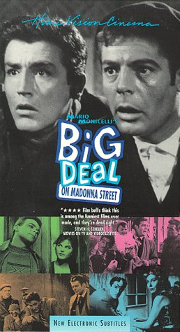 Big Deal on Madonna Street [VHS]