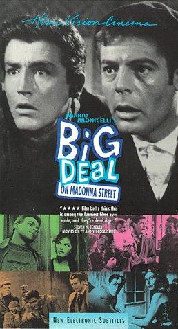 Big Deal on Madonna Street [VHS]