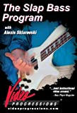 Alexis Sklarevski: The Slap Bass Program [DVD]
