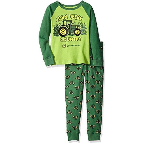 cb1d9ad5f9a1 John Deere Toddler Boys  2 Piece Pajama Set