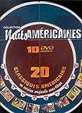 echange, troc Collection Nuits Americaines : 20 classiques américains des années 50 - Coffret 10 DVD