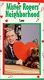 Mister Rogers Neighborhood: Love [VHS]