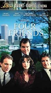 Four Friends [VHS]