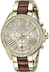 Michael Kors Women's Wren Two-Tone Watch MK6294