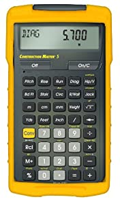 Calculated Industries 4050 Construction Master 5
