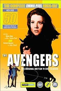 The Avengers - The Complete Emma Peel Megaset