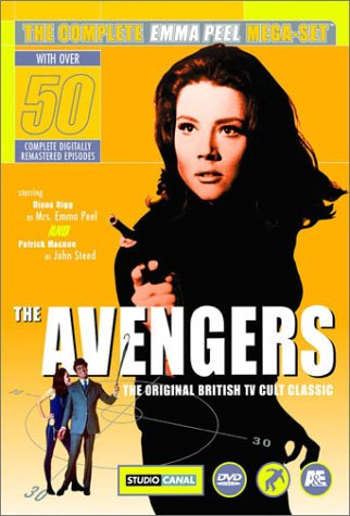 Avengers: Complete Emma Peel Mega Set [DVD] [1961]