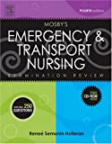 img - for Mosby's Emergency & Transport Nursing Examination Review, 4e book / textbook / text book