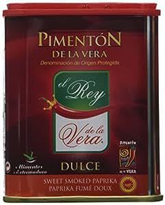 Artisan Spanish smoked Sweet paprika. Pimenton from La Vera region